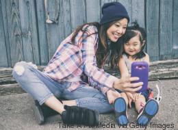 Mama-Selfies: