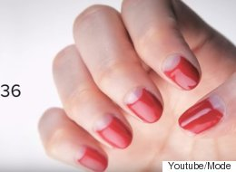 Voyez 100 ans d'histoire du vernis à ongles (VIDÉO)