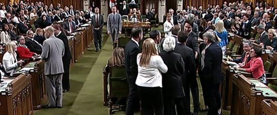 TRUDEAU ELBOW