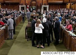 Could Justin Trudeau Be Charged For House Of Commons Elbow?