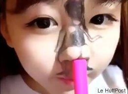 Cette façon de twerker avec son nez est géniale (VIDÉO)