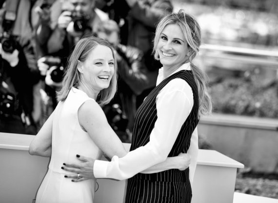 julia roberts and jodie foster
