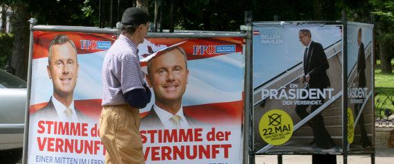 ELECCIONES AUSTRIA