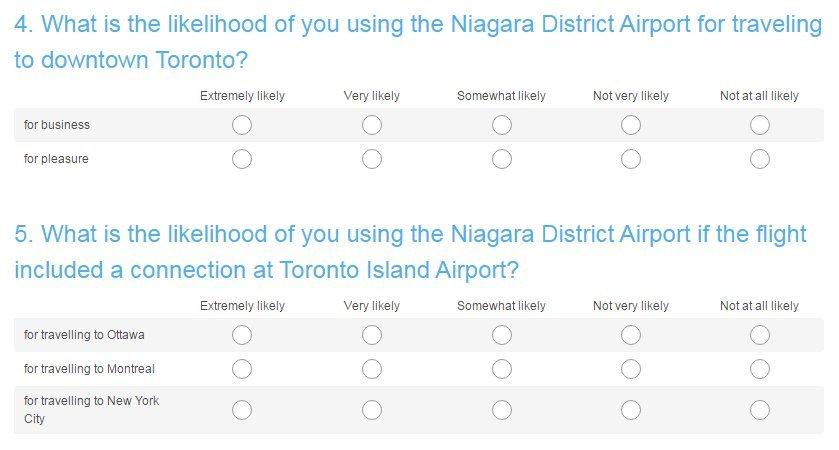 niagara airport poll