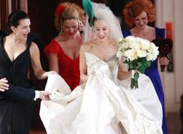 A Definitive Ranking Of All The 'Sex And The City' Weddings