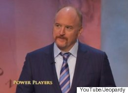 Louis CK Picked A Powerful Place To Send His Jeopardy Winnings