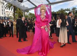 Qui sont ces inconnus du tapis rouge de Cannes aux tenues très excentriques?