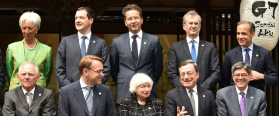 MINISTRES G7