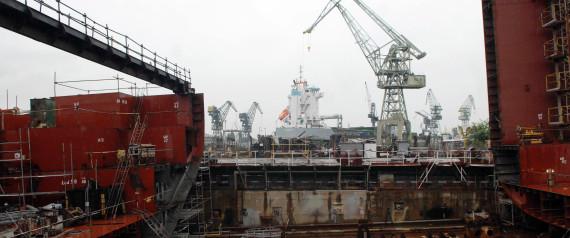 POLAND SHIP CONSTRUCTION