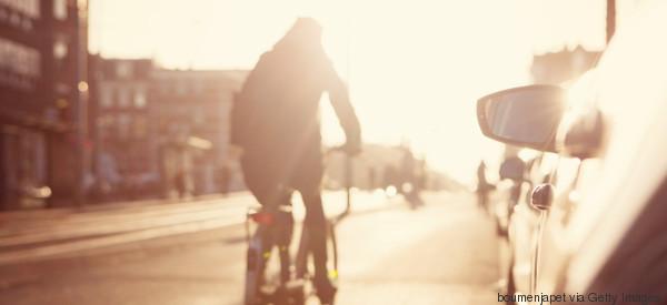 Quanto tempo puoi andare in bici in città prima di