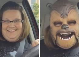 'La mujer Chewbacca', el vídeo más visto de Facebook