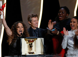 Le cri du coeur pour les femmes de Houda Benyamina à Cannes