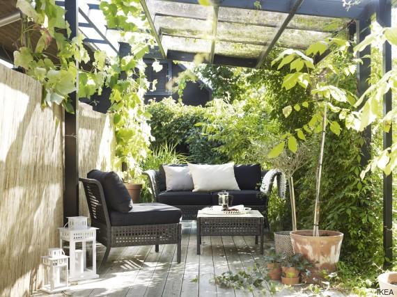 C mo reconvertir tu terraza sin hacer una gran inversi n - Como cerrar terraza ...