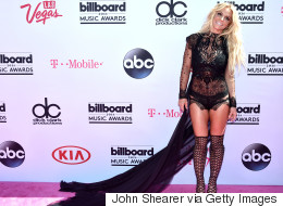 Britney Spears Rocks The Billboard Red Carpet, These Stars Do Too