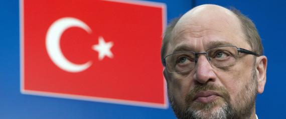 MARTIN SCHULZ TURKEY