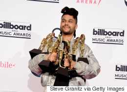 The Weeknd Thanks Prince, Canada Dominates The Billboard Awards