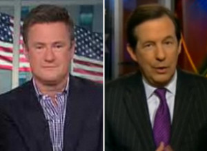 Joe Scarborough Chris Wallace