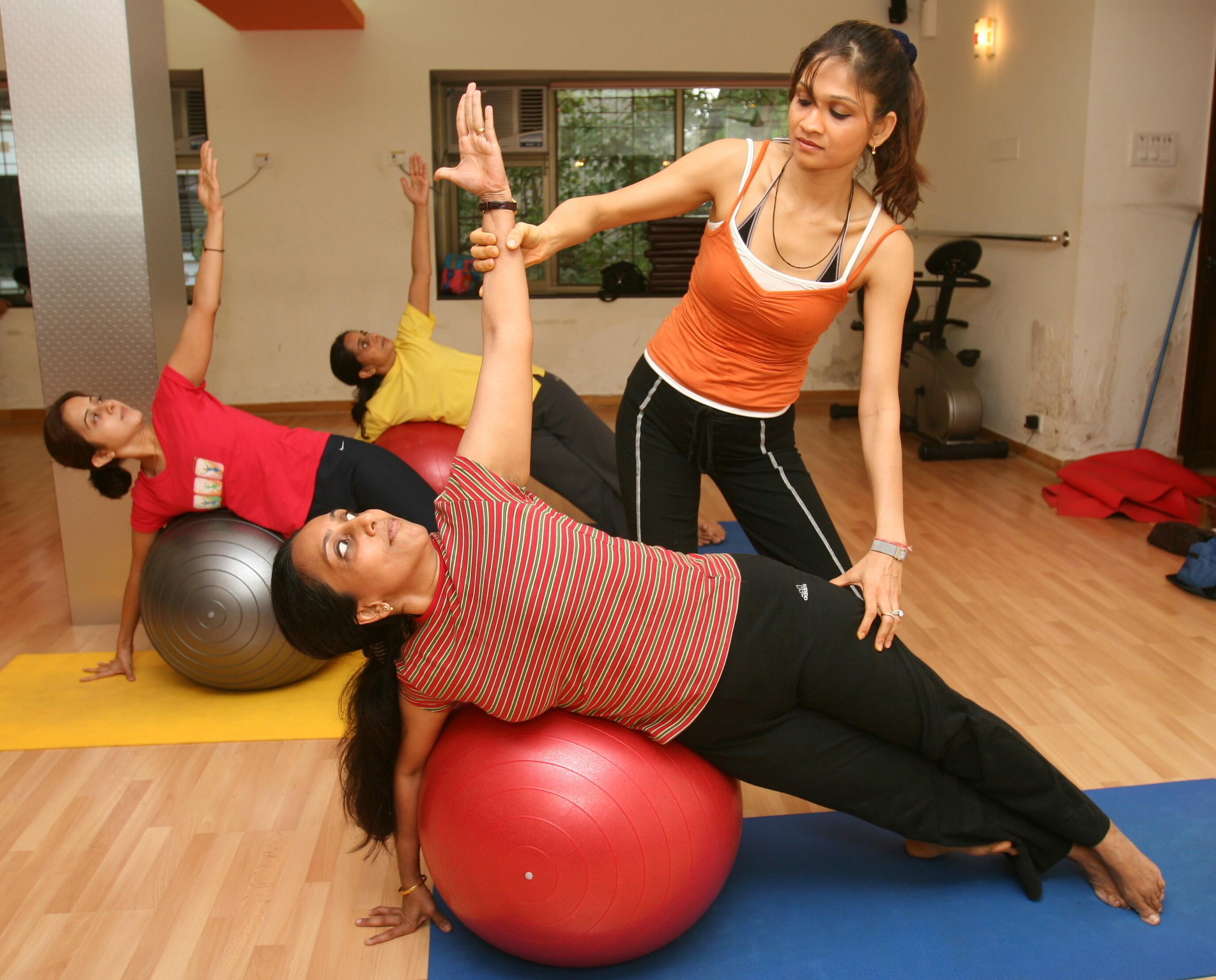 pilates india