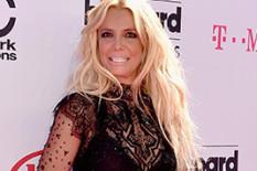 Britney | Pic: PA