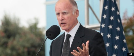 Jerry Brown Budget Cuts