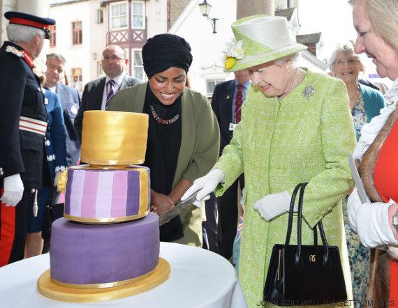 queen cake 90