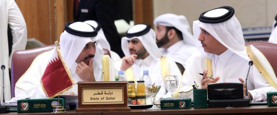 FINANCE MINISTERS OF THE GULF COUNTRIES