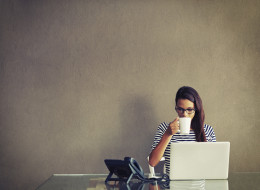 Working From Home On The Rise As Companies Look To Save Money