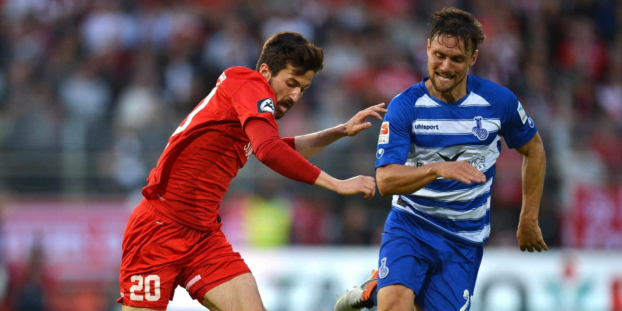 duisburg würzburg relegation