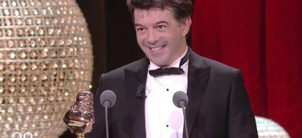 Stéphane Plaza le comédien rit de Stéphane Plaza l'agent immobilier avec Alex Lutz