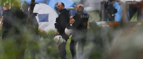 POLICIA GRECIA