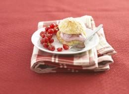 Vite fait, bien fait: Chouquettes aux fruits rouges