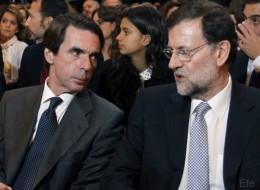 Sáenz de Santamaría advierte a Aznar de que la crisis requiere