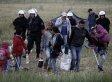 Así ha sido el desalojo de Idomeni en 11 fotos