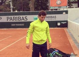 À Roland Garros, Malek Jaziri se qualifie au deuxième tour
