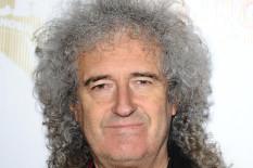Brian May | Pic: PA