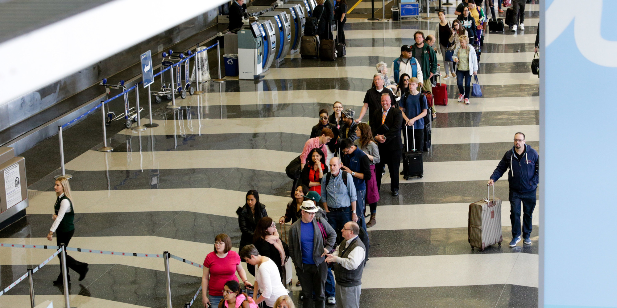 Misplaced Blame for the TSA's Long Line Problem