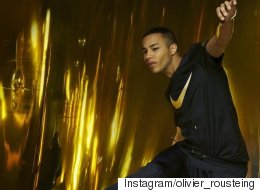Balmain Has Teamed Up With Nike For A Special Capsule Collection