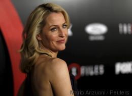So bewirbt sich Gillian Anderson als 007 Jane Bond