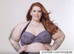 Bikini-Wearing Tess Holliday Seen As 'Undesirable' By Facebook