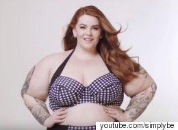 Bikini-Wearing Tess Holliday Seen As 'Undesirable' By Facebook