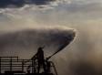 Des pompiers d'Afrique du Sud à la rescousse de Fort McMurray