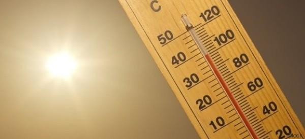 Des températures estivales au-dessus de la moyenne
