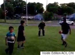 Cops Have Perfect Response To Idiot's Calls About Playing Kids