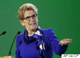 Wynne Won't Commit To Releasing Climate Plan