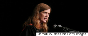 SAMANTHA POWER SPEECH