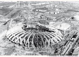 40 ans après les JO, Taillibert continue de défendre le Stade olympique