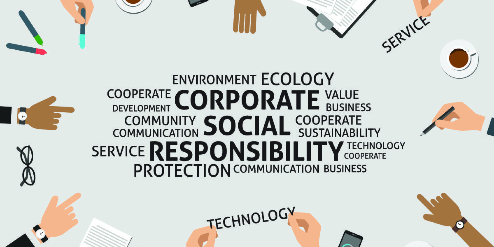 Corporate Social Responsibility Deutsch