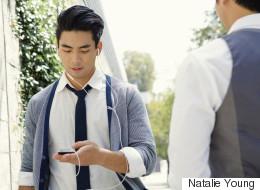 온라인 게이 데이팅 앱의 기쁨, 그리고 위험