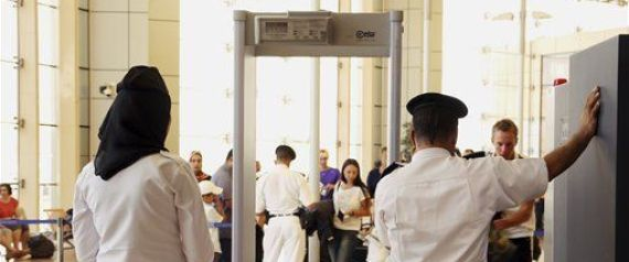 SECURITY MEASURES AT CAIRO INTERNATIONAL AIRPORT