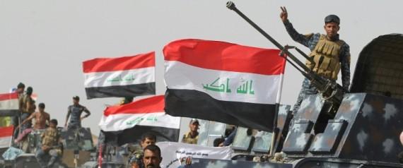 FORCES IRAKIENNES